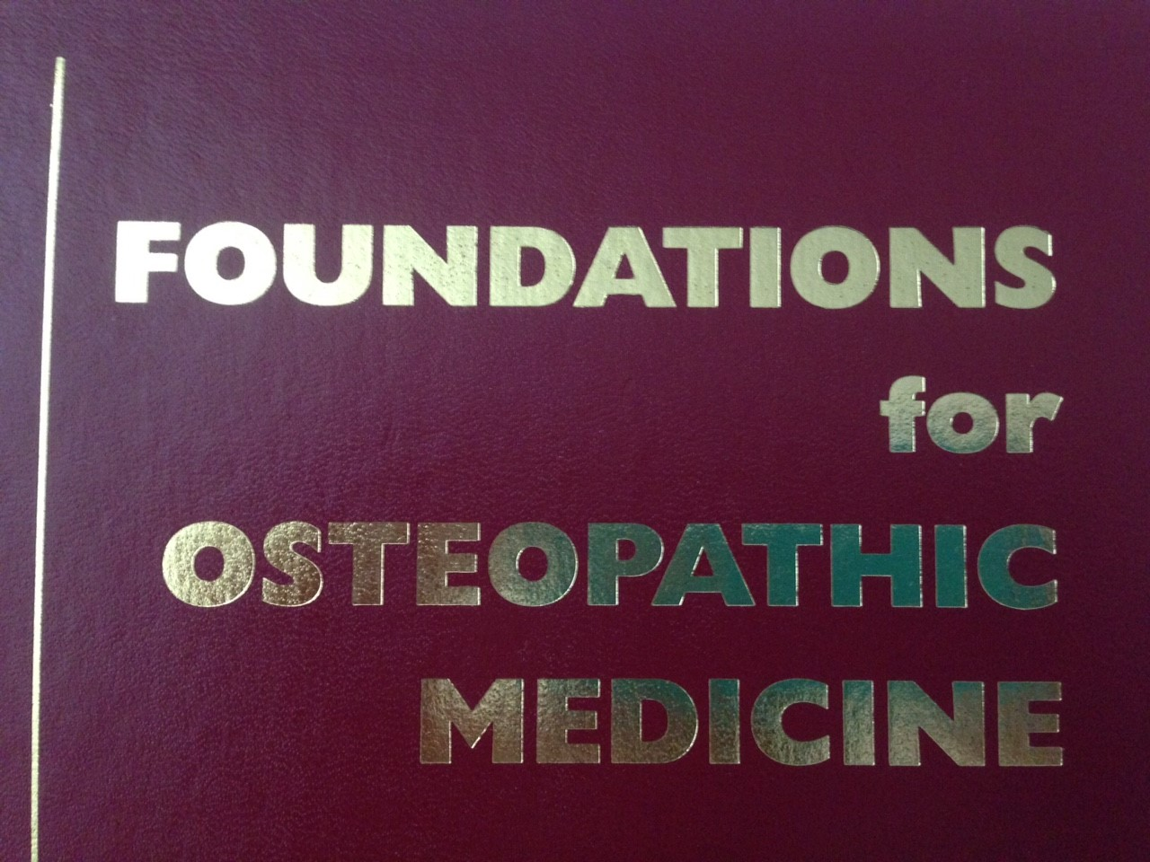 American College Of Osteopathic Neurologists And Psychiatrists
